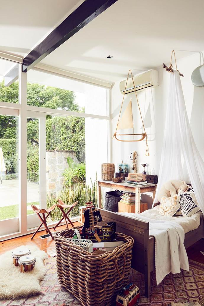 """The mother and owner of this original [1950s Sydney home](https://www.homestolove.com.au/comedian-tim-ross-original-1950s-home-3980