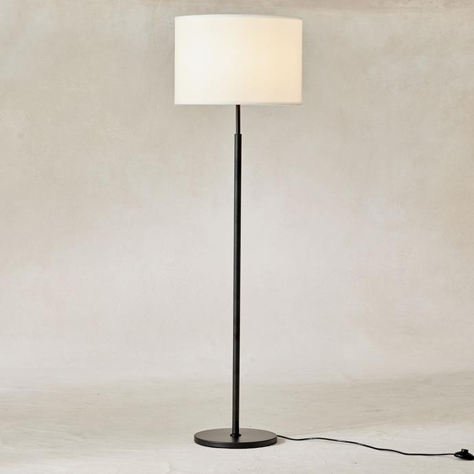 """Column Lamp, $790, [MCM House](https://www.mcmhouse.com/collections/floor-lamps/products/column-lamp