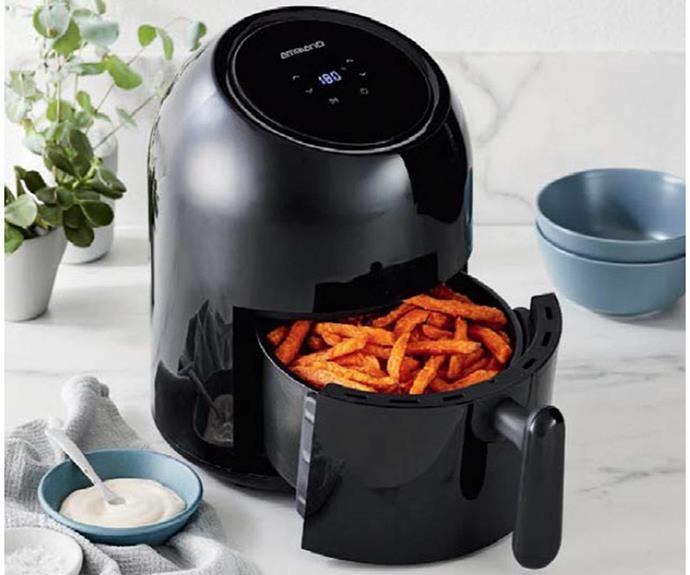 At just $39.99, Aldi's Digital Air Fryer is perfect for any home.