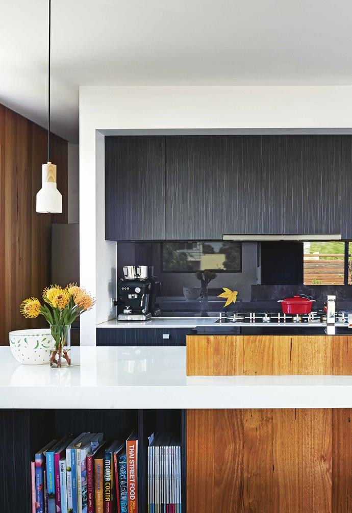 """**Less is more** Housing the [walk-in pantry](https://www.homestolove.com.au/butlers-pantry-design-ideas-17450