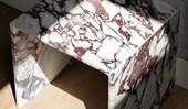 Coloured marble: the bold new interior trend