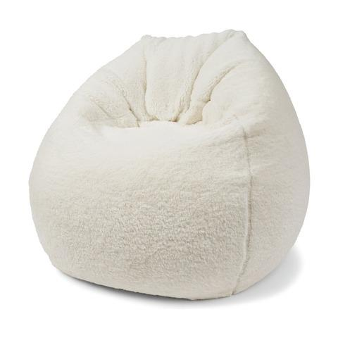 "You'll feel warmer just looking at this [Faux Sherpa Bean Bag](https://www.kmart.com.au/product/faux-sherpa-bean-bag/2831308|target=""_blank""