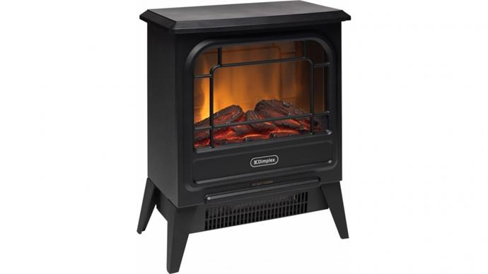 "Dimplex 1.2kW Microstove Electric Fire, $169, [Harvey Norman](https://www.harveynorman.com.au/dimplex-1-2kw-microstove-electric-fire.html|target=""_blank""|rel=""nofollow"")"