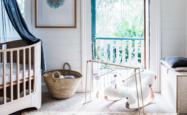 12 enchanting baby rooms