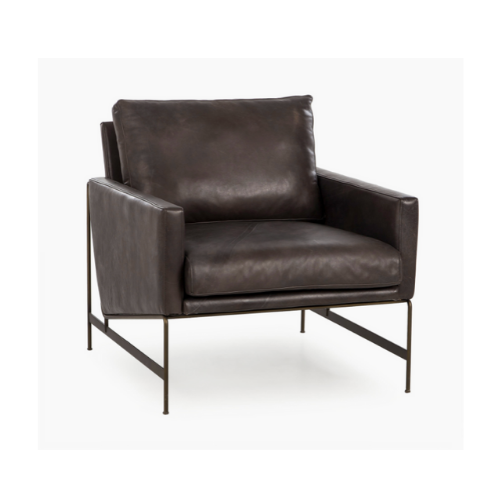 """Clement Occasional Chair, $3,895, [Coco Republic](https://www.cocorepublic.com.au/clement-occasional-chair