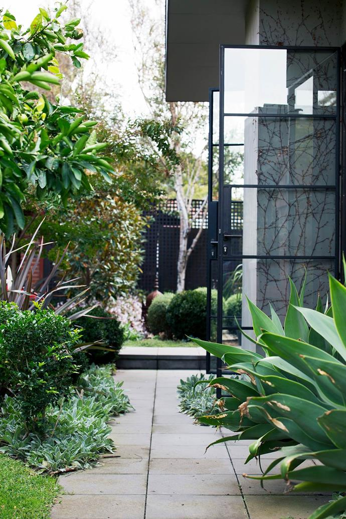 """Owner Antra turned to Amanda Oliver Gardens to help with the spatial planning of her  [inner-city Melbourne garden](https://www.homestolove.com.au/a-multi-functional-family-garden-4400