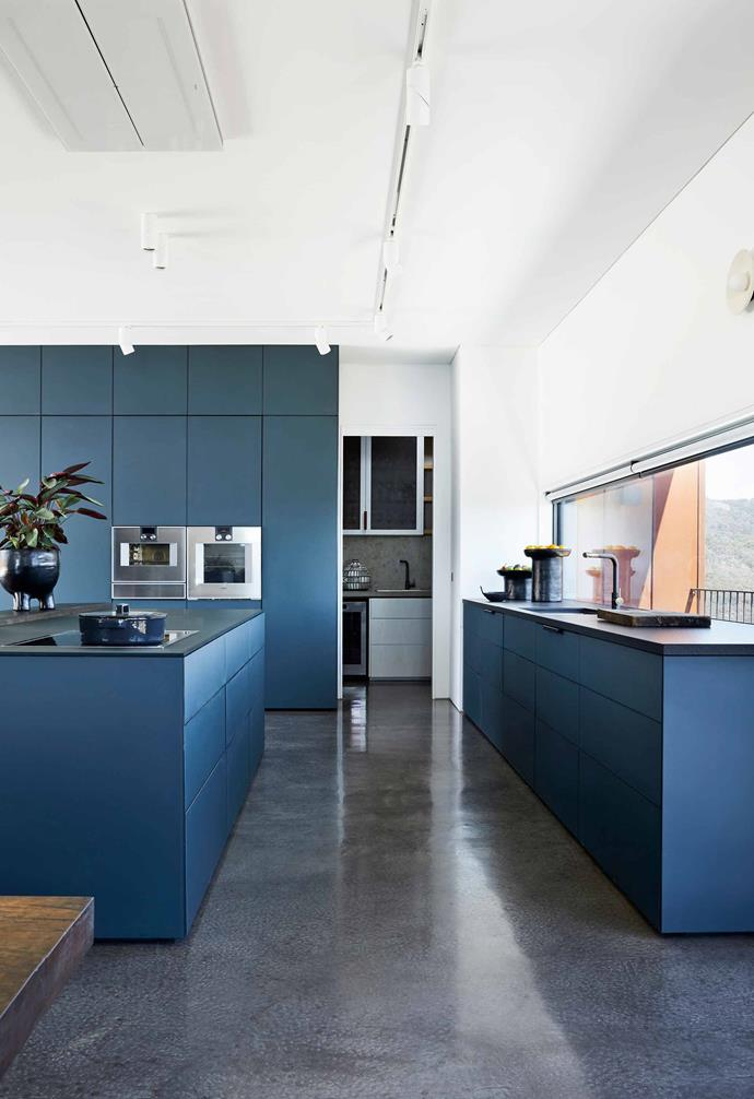"""**Kitchen** Dot loves cooking, alone or with her adult children when they visit. Her super functional kitchen was installed by [David Powels Kitchens](https://www.dpkitchens.com.au/