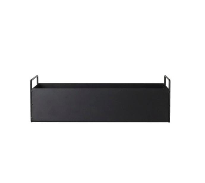 "ferm LIVING Plant Box - Black Box, $149, [Design Stuff](https://www.designstuff.com.au/ferm-living-plant-box-black-box/ target=""_blank"" rel=""nofollow"")"