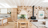 Kyal and Kara's bespoke Mediterranean-meets-coastal style home