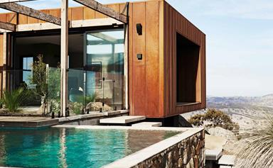 An ultra-modern house in the Strathbogie Ranges