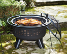 The Aldi fire pit on everyone's winter wishlist