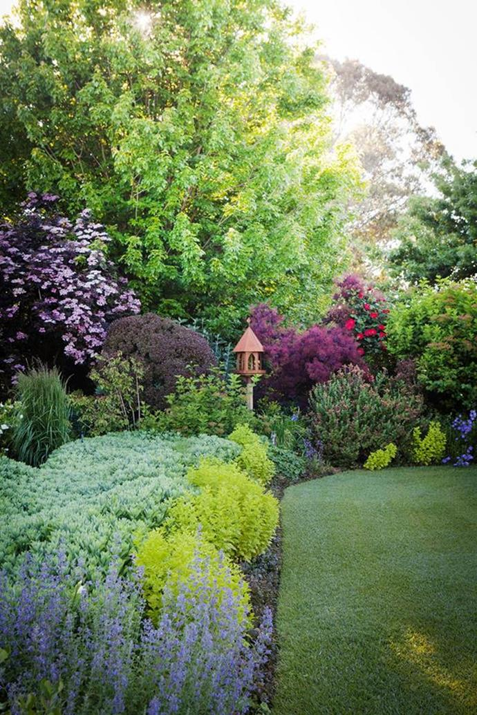 """Lakithi is the name of Gail and Brian van Rooyen's [country property](https://www.homestolove.com.au/a-rural-property-in-central-victoria-6355