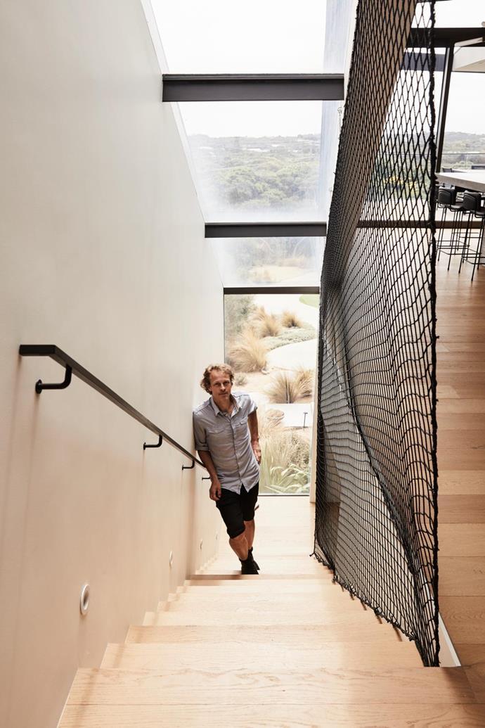 Architect Michael Baker. Netting, Oxley Nets