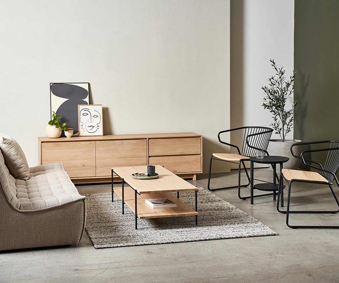 """**TRIT HOUSE**<BR><BR>With a wide range of stunning designer furniture, Trit House is offering 15% off storewide, with up to 60% off sale items in an online-only Virtual Floor Stock Sale, it's the perfect opportunity to nab some seriously fancy pieces at some seriously affordable prices.<br><br>*[Visit Trit House](https://www.trithouse.com.au/