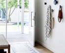 7 designer tips on how to style an entry