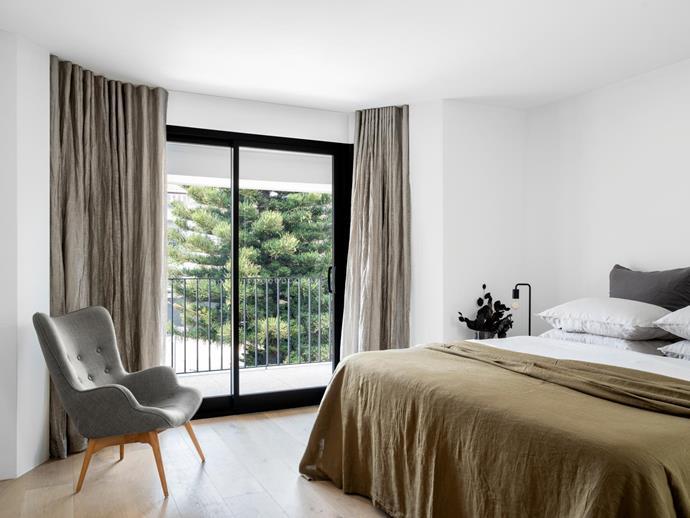 Featherson 'E254' armchair, Grazia & Co. Bedlinen, Cultiver.