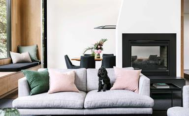 A renovated worker's cottage in Glen Iris with modern charm
