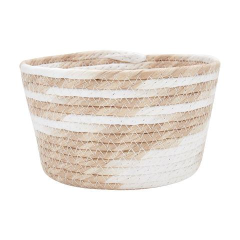 """[Round Ombre Basket](https://www.kmart.com.au/product/round-ombre-basket/2847326