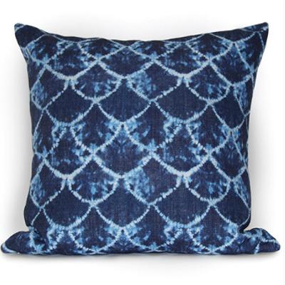 "Soya Cushion, $88, [Shibori](https://www.shibori.com.au/collections/cushions/products/soya-indigo-p-cushion|target=""_blank"")"