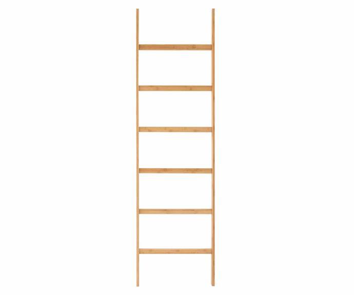 "Jimmy ladder, $49.95, [Mocka](https://www.mocka.com.au/|target=""_blank""|rel=""nofollow"")."