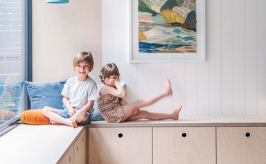Stylish storage ideas for kids' rooms