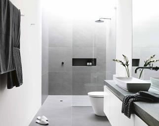 popular bathroom styles