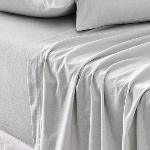 "Metro Plain Dyed Flannelette Grey sheet set, from $59.99, [Adairs](https://www.adairs.com.au/bedroom/outlet/metro/plain-dyed-flannelette-grey-sheet-set/?gclid=CjwKCAjwlZf3BRABEiwA8Q0qq6x62qMOX0Wq5atwOHIEjaB5twdzDBPqkadMjdNlPANaU1lTjnJw6BoCbmIQAvD_BwE&gclsrc=aw.ds|target=""_blank"")"