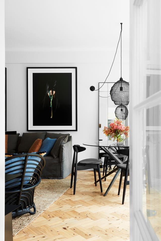 """An [apartment](https://www.homestolove.com.au/bright-and-inviting-home-in-a-heritage-listed-building-20524