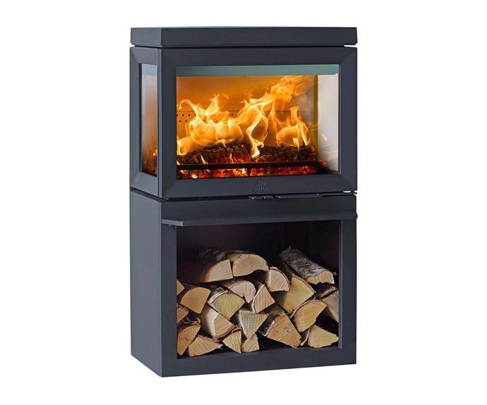 "F 520 wood fire, $5699, [Jøtul](https://jotul.com/au/home|target=""_blank""|rel=""nofollow"")."
