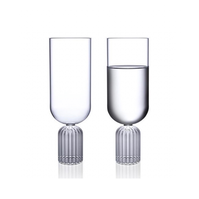 "Fferrone Glassware - May Tall Medium Glass, $375/set of 2, [Becker Minty](https://www.beckerminty.com/fferrone-glassware-may-medium-tall-glass-set-of-2.html|target=""_blank""|rel=""nofollow"")"