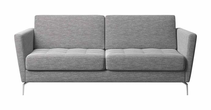 "Osaka sofa bed in Light Grey Mojave, $6089, [BoConcept](https://www.boconcept.com/en-au/|target=""_blank""|rel=""nofollow"")."