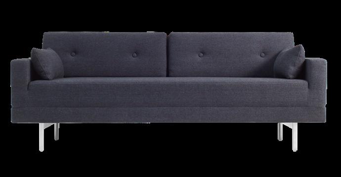 "One Night Stand sleeper sofa in Edwards Navy, $2999, [Blu Dot](https://www.bludot.com.au/|target=""_blank""|rel=""nofollow"")."