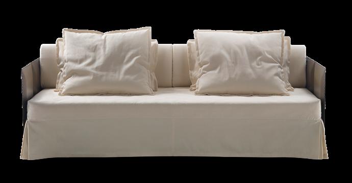 "Flexform 'Eden' sofa bed in Ermo, $20,450, [Fanuli](https://www.fanuli.com.au/|target=""_blank""|rel=""nofollow"")."