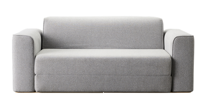 """**Koala Sofa bed in Lunar Grey, from $950, [Koala](https://au.koala.com/products/koala-sofa-bed