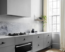 6 types of kitchen splashback finishes