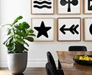 An essential guide to hanging pictures in your home