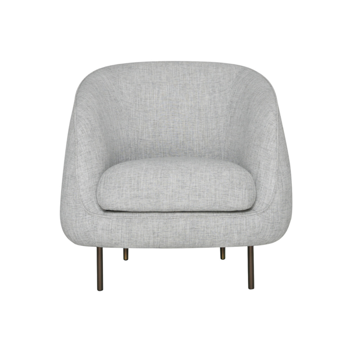 **TUBBI chair, $699** Influenced by Mid-Century designs, the clean lines 