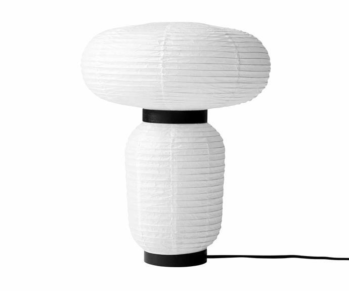 "Jaime Hayon 'Formakami JH18' table lamp, $500, [Cult](https://cultdesign.com.au/|target=""_blank""|rel=""nofollow"")."