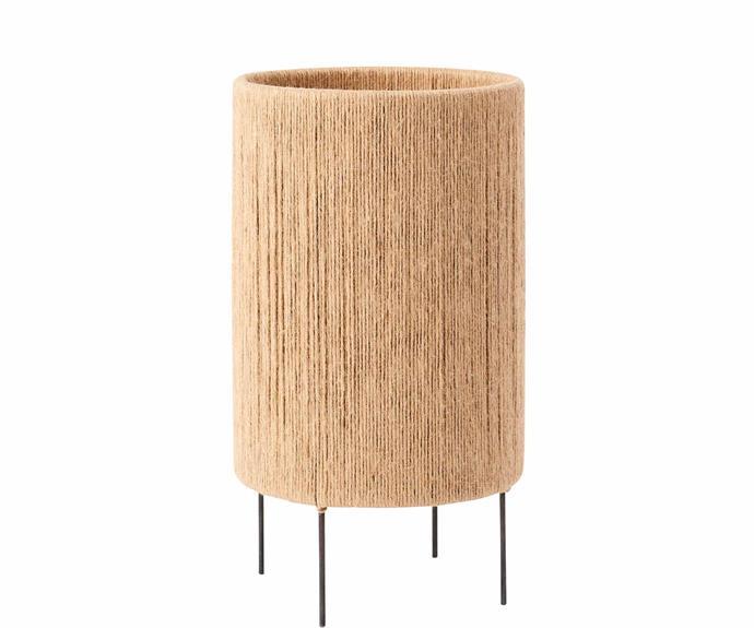 "Parachilna 'Aballs' table lamp, $2652.10, [Ke-zu](https://www.kezu.com.au/|target=""_blank""|rel=""nofollow"")."