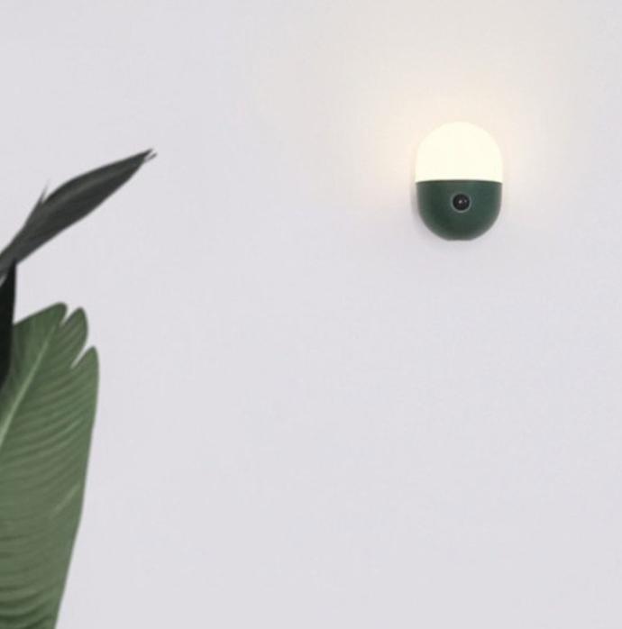 "OSC Capsule Motion Sensor LED Night Light, Pine Green, $32, [Design Stuff](https://www.designstuff.com.au/osc-capsule-motion-sensor-led-night-light-pine-green/|target=""_blank""|rel=""nofollow"")"