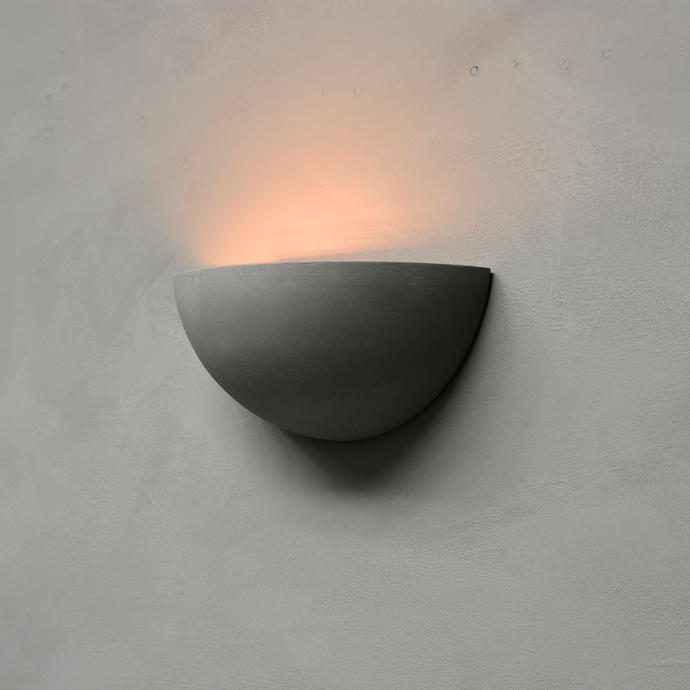 "Contemporary Plaster Wall Light, $79, [Lighting Collective](https://lightingcollective.com.au/collections/wall-lights-interior/products/contemporary-plaster-wall-light|target=""_blank""|rel=""nofollow"")"