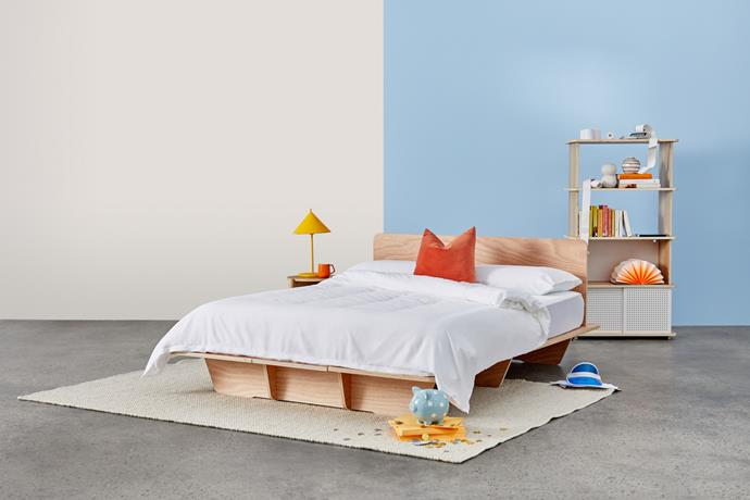 "Koala timber bed base, was $800 now $680, [Koala](https://go.linkby.com/GQQNAQHM|target=""_blank"")"