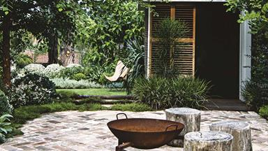 A lush multi-purpose garden with clever entertaining zones