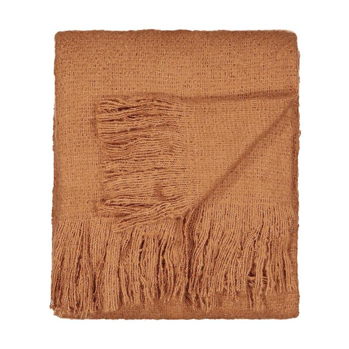 "Layer up with the earthy [Lyla Throw in Siera](https://www.kmart.com.au/product/lyla-throw---siera/3047349|target=""_blank""