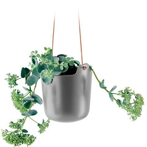 "Eva Solo Stoneware Self Watering Hanging Pot in Grey (15cm), $90, [Peters of Kensington](https://www.petersofkensington.com.au/Public/Eva-Solo-Stoneware-Self-Watering-Hanging-Pot-Grey-15cm.aspx|target=""_blank""|rel=""nofollow"")"