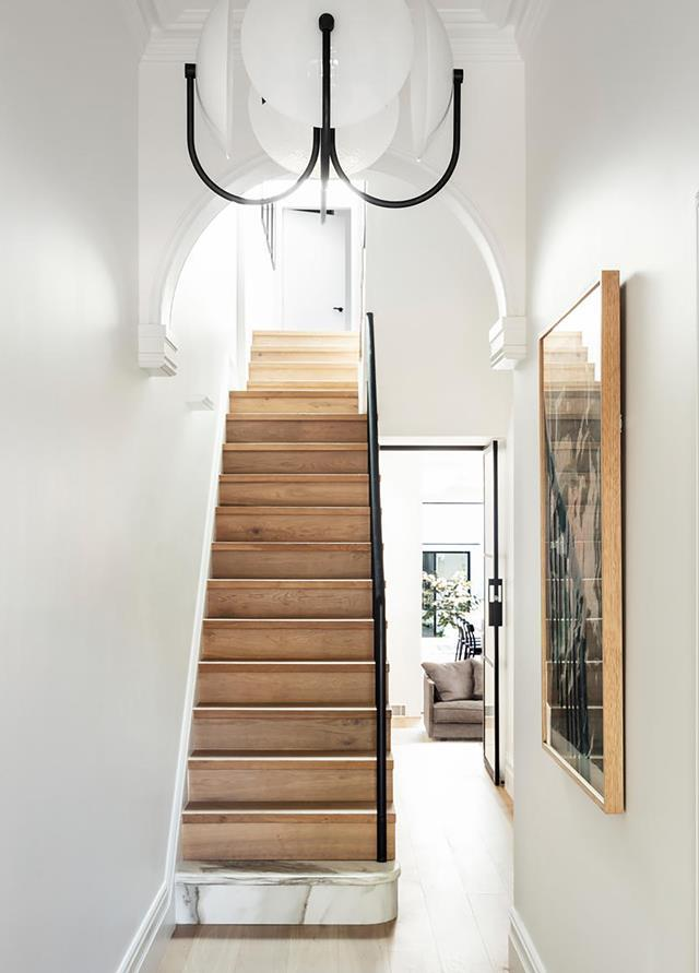 """Behind its prim and pristine classic facade, this grand [Victorian terrace](https://www.homestolove.com.au/revived-victorian-terrace-21184