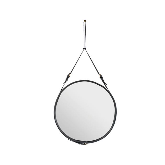 "Gubi Adnet mirror, $1759, [Finnish Design Shop](https://www.finnishdesignshop.com/decoration-mirrors-wall-mirrors-adnet-mirror-black-p-7121.html|target=""_blank""|rel=""nofollow"")"