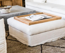 12 plush ottomans we want to sit on