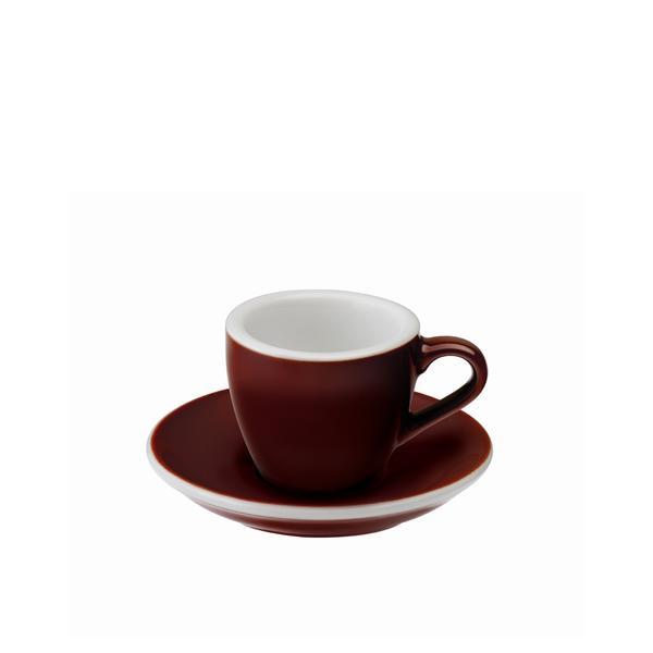 "80ml Egg Cup & Saucer in Brown (Classic Series), $8.30, [Sip Imports](https://sipimports.com.au/collections/egg/products/copy-of-80ml-espresso-cup-saucer-egg-series?variant=14755047079978|target=""_blank""