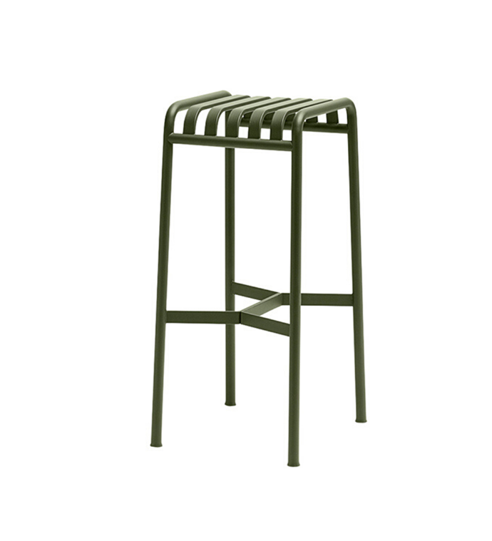 "'Palissade' bar stool, $460, [HAY](https://hayshop.com.au/collections/seating/products/palissade-barstool?variant=31546498613345|target=""_blank""